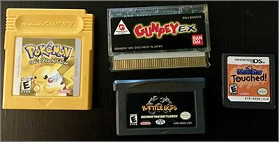 gunpey_carts
